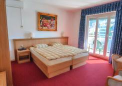 Hotel Dischma - Paradiso - Bedroom