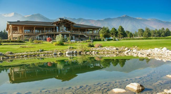 Pirin Golf & Country Club Apart-complex - Bansko - Building