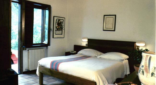Hotel Spoleto in - Spoleto - Bedroom
