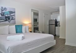 Aqua A North Beach Village Resort Hotel - Fort Lauderdale - Bathroom