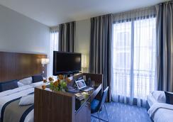 K+K Hotel Picasso - Barcelona - Bedroom