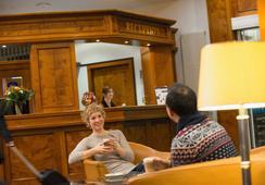 Best Western Ahorn Hotel Oberwiesenthal - Oberwiesenthal - Lobby