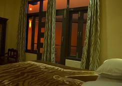 Ganga Monastery - Varanasi - Bedroom