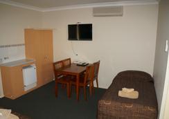 Green Gables Motel - Dubbo - Bedroom