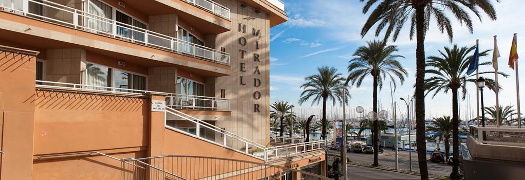 Hotel Mirador - Palma de Mallorca - Building