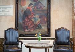 Hotel Mirador - Palma de Mallorca - Lobby