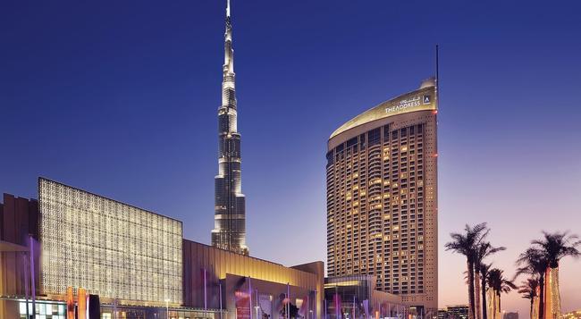 The Address Dubai Mall - Dubai - Building