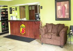 Super 8 Harlingen TX - Harlingen - Lobby