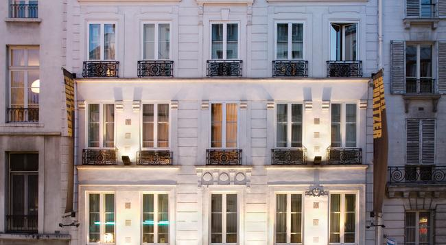 Hotel Pulitzer Paris - Paris - Building