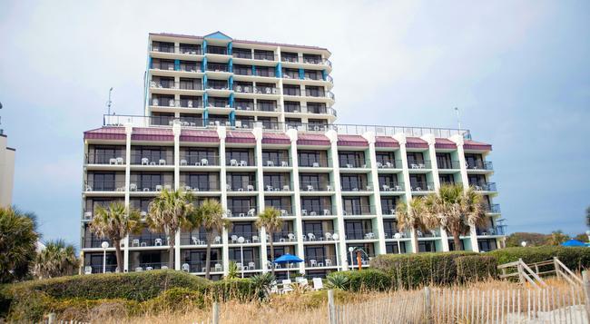 Grande Shores Ocean Resorts Condominiums - Myrtle Beach - Building