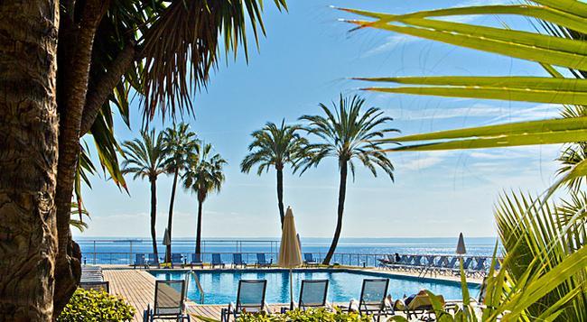 Hotel Riu Palace Bonanza Playa - Calvia - Pool