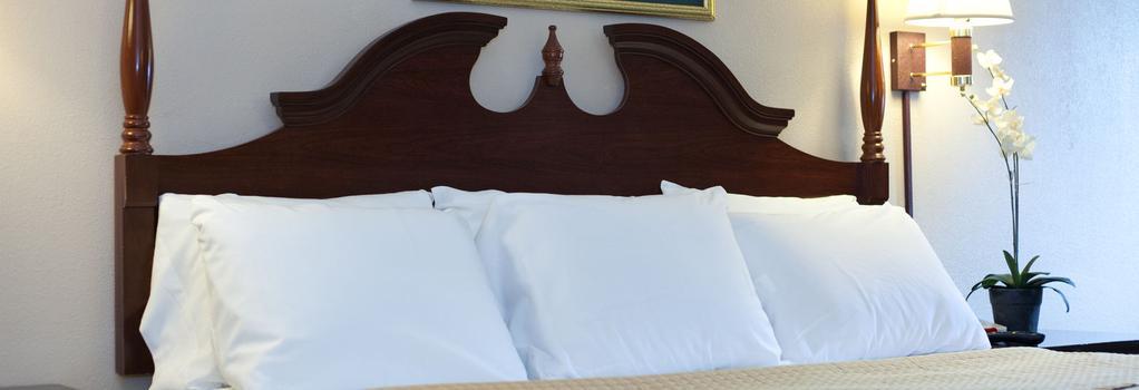 Timberlake Motel - Lynchburg - Bedroom