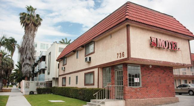 Wilshire Serrano Motel - Los Angeles - Building