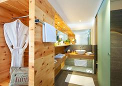 Klammer's Kärnten - Bad Hofgastein - Bathroom
