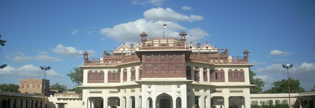Khaas Bagh heritage Hotel - Jodhpur - Building