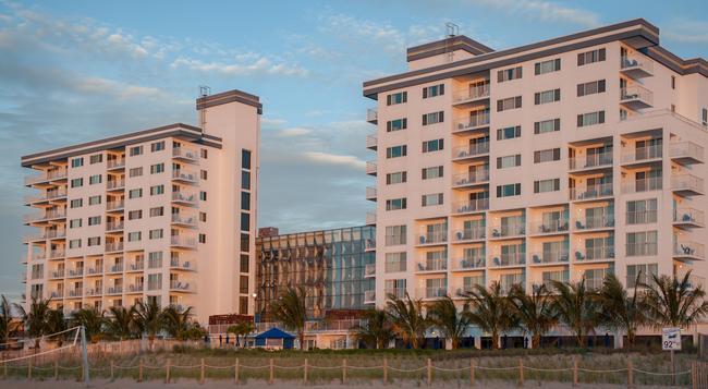 Princess Royale Hotel & Conference Center - Ocean City - Building