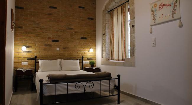 Cretan Villa - Ierapetra - Bedroom