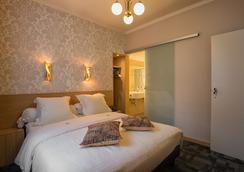B&B Bariseele Adults only - Bruges - Bedroom