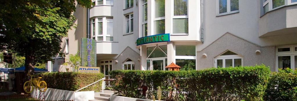 Hotel Atlantic Berlin - Berlin - Building