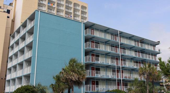 Blu Atlantic Oceanfront Hotel & Suites - Myrtle Beach - Building