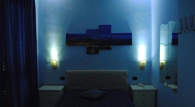 Albergo Pompei Valley - Pompei - Bedroom