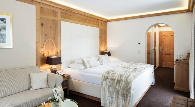Schlosshotel Romantica - Ischgl - Bedroom