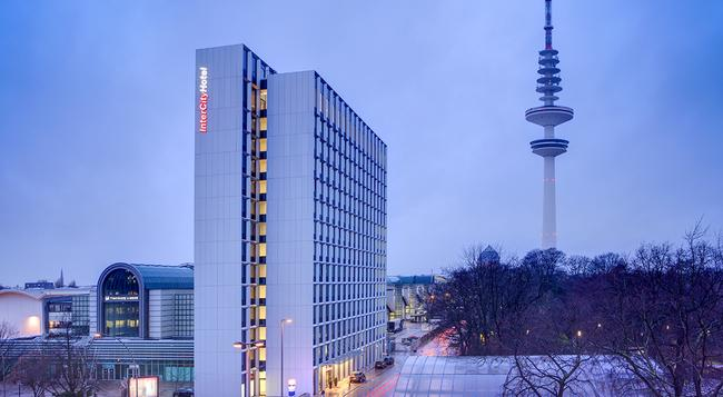 InterCityHotel Hamburg Dammtor-Messe - Hamburg - Building
