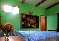 Hotel Orongo - Hanga Roa - Bedroom