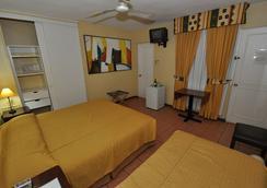 Hotel Americano - Arica - Bedroom