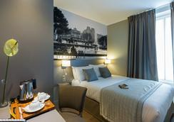 Midnight Hotel Paris - Paris - Bedroom