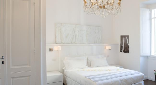 Cagliari Boutique Rooms - Cagliari - Bedroom