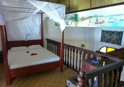 Mnarani Beach Cottages - Nungwi - Bedroom