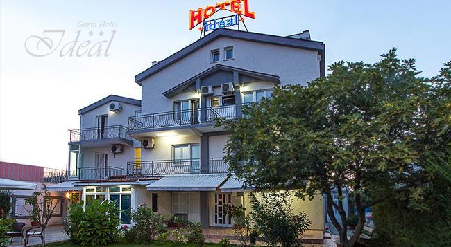 Hotel Ideal - Podgorica - Building