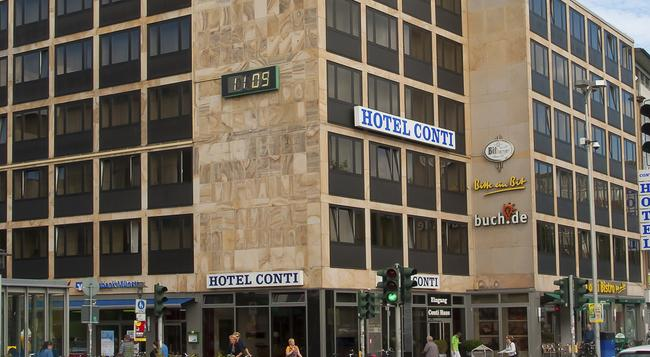 Hotel Europa - Münster - Building