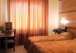 Via Baltica - Kaunas - Bedroom