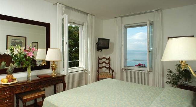 Hotel Riviera & Maximilian's - Trieste - Bedroom