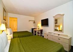 Super 8 San Diego Hotel Circle - San Diego - Bedroom
