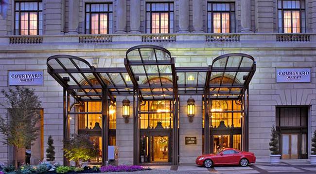 Courtyard by Marriott Philadelphia Downtown - Philadelphia - Building