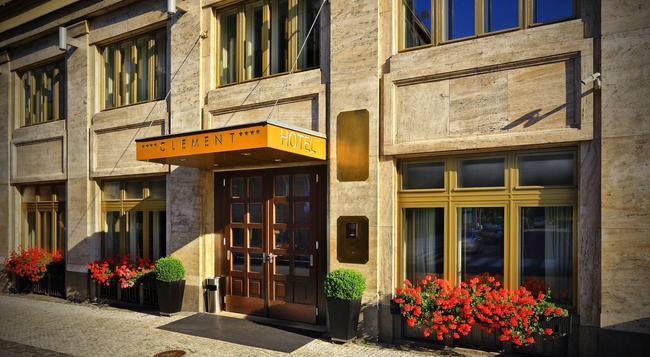Hotel Clement - Prague - Building