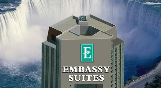 Embassy Suites by Hilton Niagara Falls Fallsview - Niagara Falls - Building