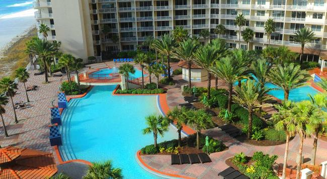 Shores of Panama Resort Condos & Beach Club - Panama City Beach - Building