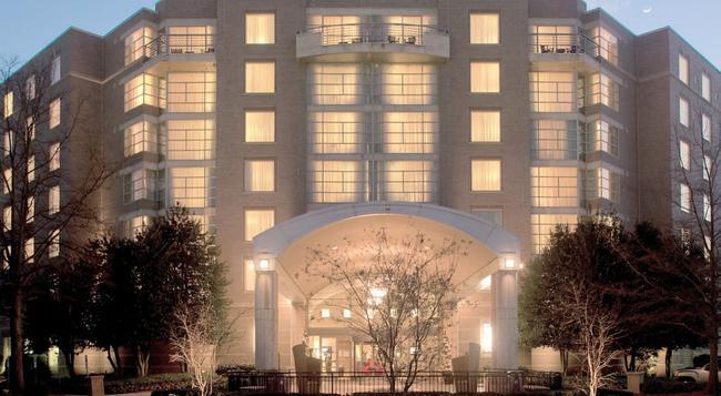 Renaissance Charlotte SouthPark Hotel - Charlotte - Building