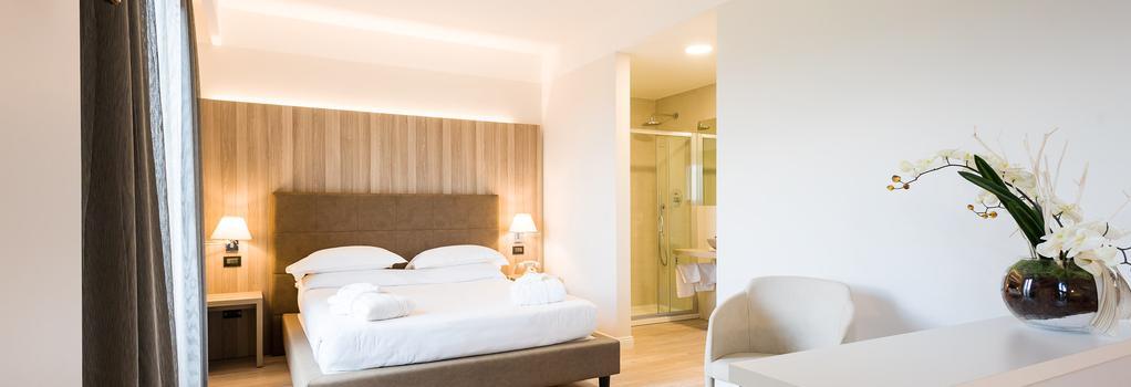 Hotel Garden - Citta Di Castello - Bedroom