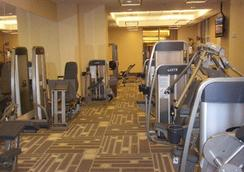 Jet Luxury Resorts @ The Signature Condo Hotel - Las Vegas - Gym