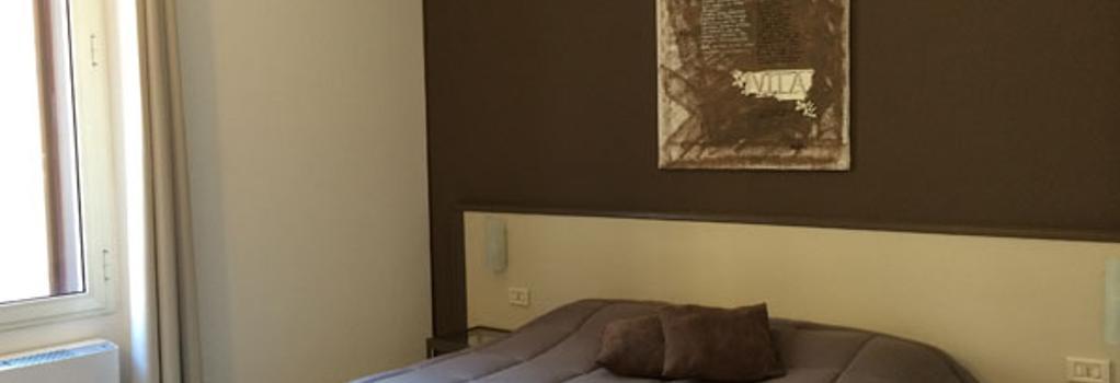 Bert Hotel - Sesto San Giovanni - Bedroom