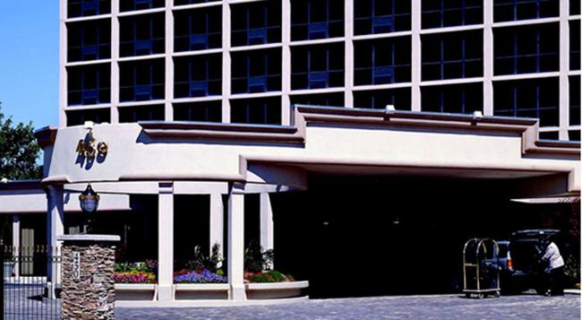 Ramada Plaza Atlanta Downtown Capitol Park - Atlanta - Building