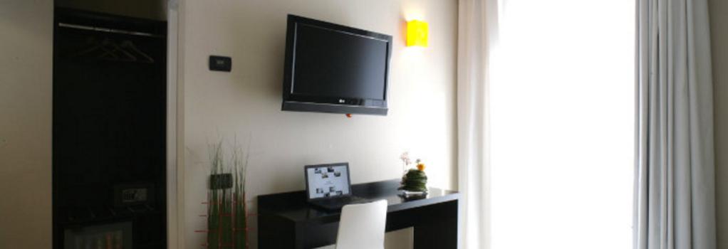 Hotel Aniene - Rome - Bedroom