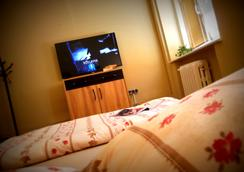 Art Hostel Poznań - Poznan - Bedroom