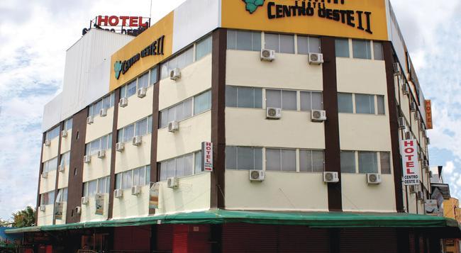 Hotel Cco - Goiânia - Outdoor view