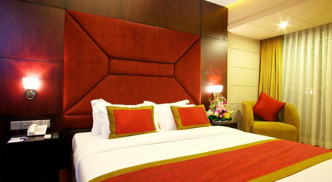 Hotel Orchard Suites - Dhaka - Bedroom